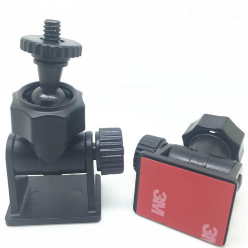 Car Mount Holder Camera  DV GPS Holder Car DVR Mini Car Holder Car Styling Adhesive Tripod DVR Holders
