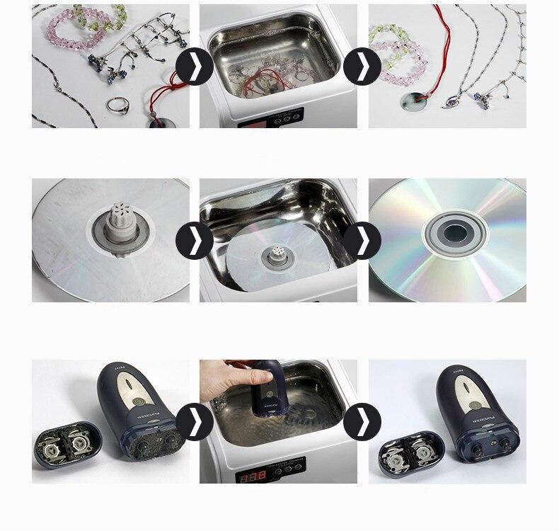 Ուլտրաձայնային մաքրող 1.4 լ լոգարանի - Կենցաղային տեխնիկա - Լուսանկար 5