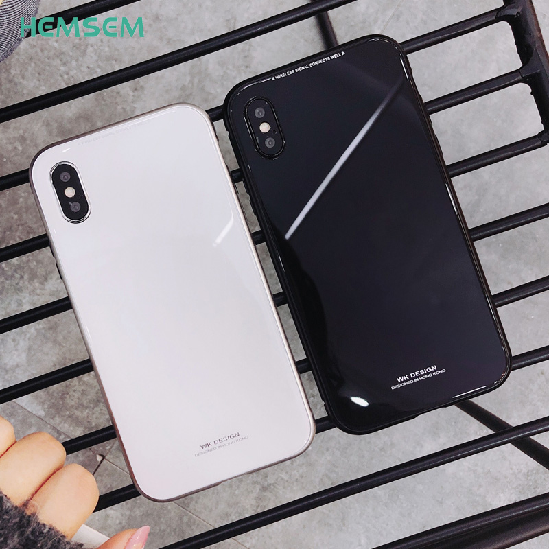 outlet store c3ddc bb552 US $11.99 20% OFF|Magneto Phone Case for iPhone X Case Magnet Adsorption  Metal Bumper Anti Scratch Tempered Glass Back Cover Phone Case for  Appler-in ...