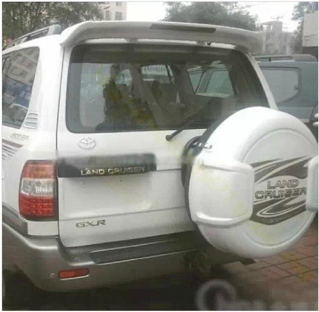 Budget Spoiler For Toyota Land Cruiser Lc100 4700 1998 2007 High