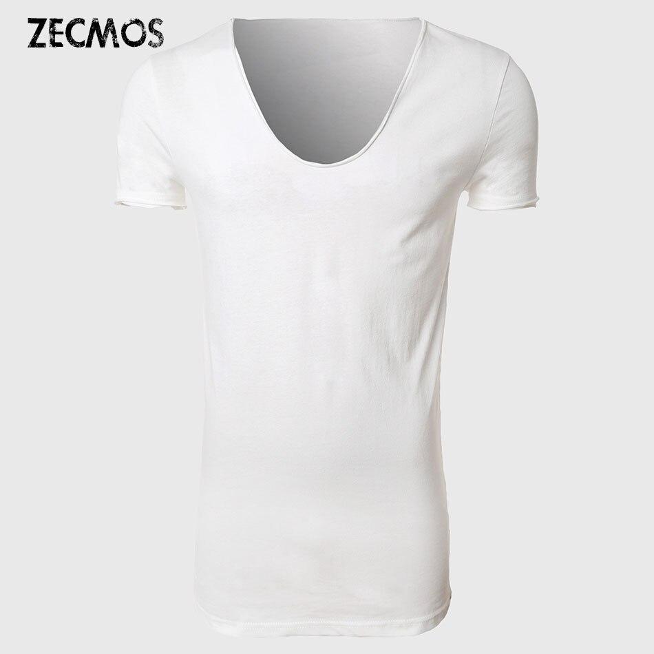 f298cca0c47aa4 Takla T Shirt Top Tees Extra Long Koszulek Dla Mężczyzn V Neck Linia  Deskorolka Hip-Hop Japonia T-Shirt Męski Chłopców Mody zwykły
