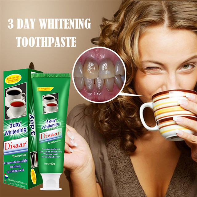 Disaar Herbal Fresh Breath Toothpaste