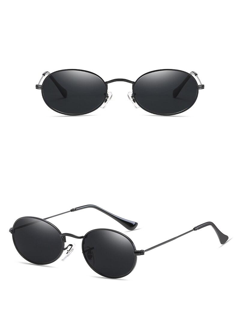 c8fcd16dd ... pequeno homens negros do sexo masculino rodada armação de metal óculos  de sol para as mulheres espelho uv400. 7 colors aeProduct.getSubject()  aeProduct.