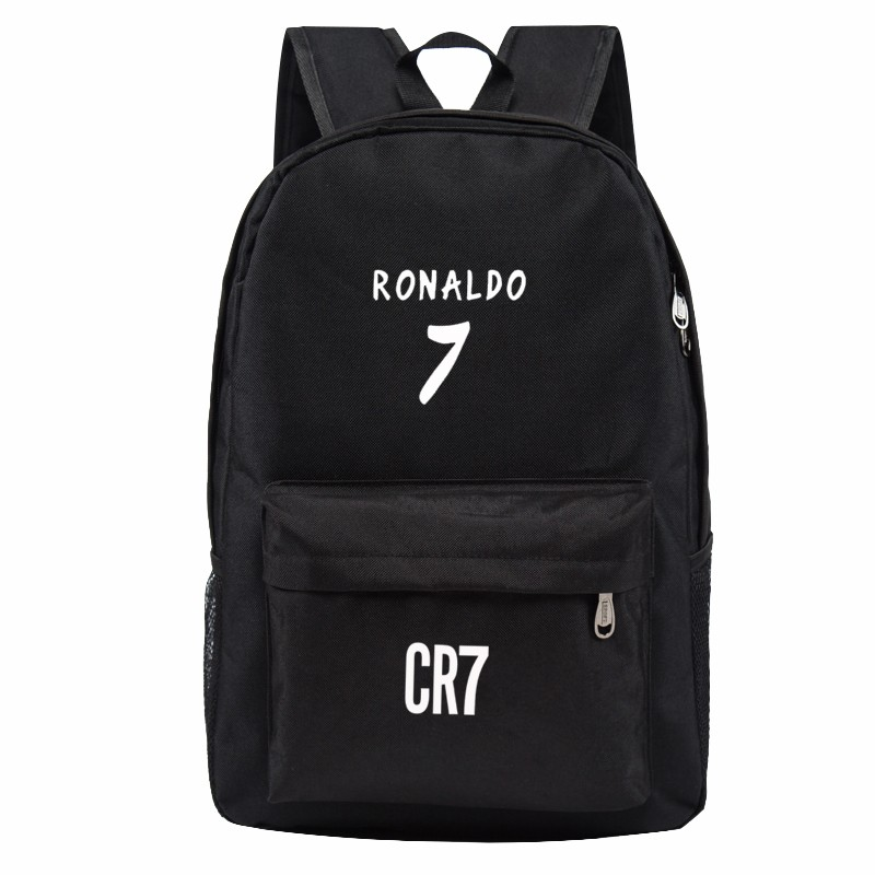 Teen Backpack Men School Bags for Teenagers Boys Book Bag Back Pack Ronaldo kids Bookbags for Children Cool Traveling Schoolbags cool urban backpack for teenagers kids boys girls school bags men women fashion travel bag laptop backpack