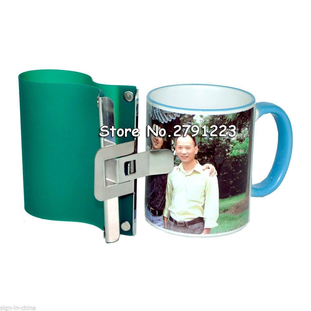 for sublimation mug transfer 6pcs Rubber Clamps for 12oz Latte Mugs