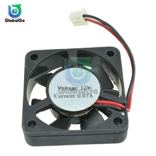 40x40x10mm 4010 Fan 12V 0.07A 2PIN Brushless DC Fans for Heatsink Cooler Cooling Radiator 3d Printer Parts