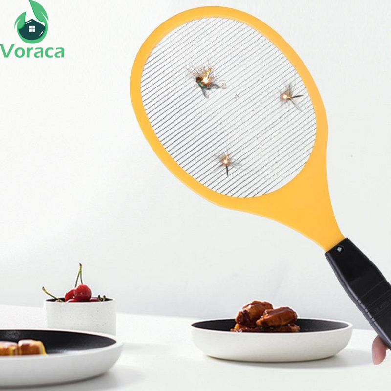 Multifunction Electric LED Mosquito Fly Swatter Mosquito Killer Tool Anti Mosquito Racket Insect Repeller Garden Supplies