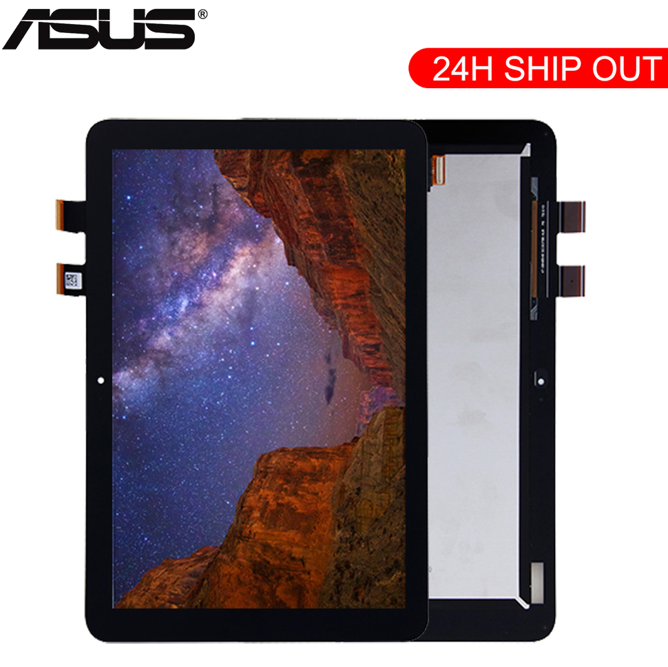 ASUS Transformer Digitizer Tablet Pc Touch-Screen T102 Assembly-Parts Sensor Matrix Lcd-Display