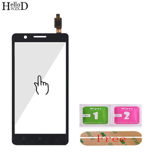 """Image 4 - 5.0"""" For Lenovo A536 536 Touch Screen Panel Digitizer Front Glass Lens Sensor Touchscreen Tools Adhesive + Screen Protector Gift"""