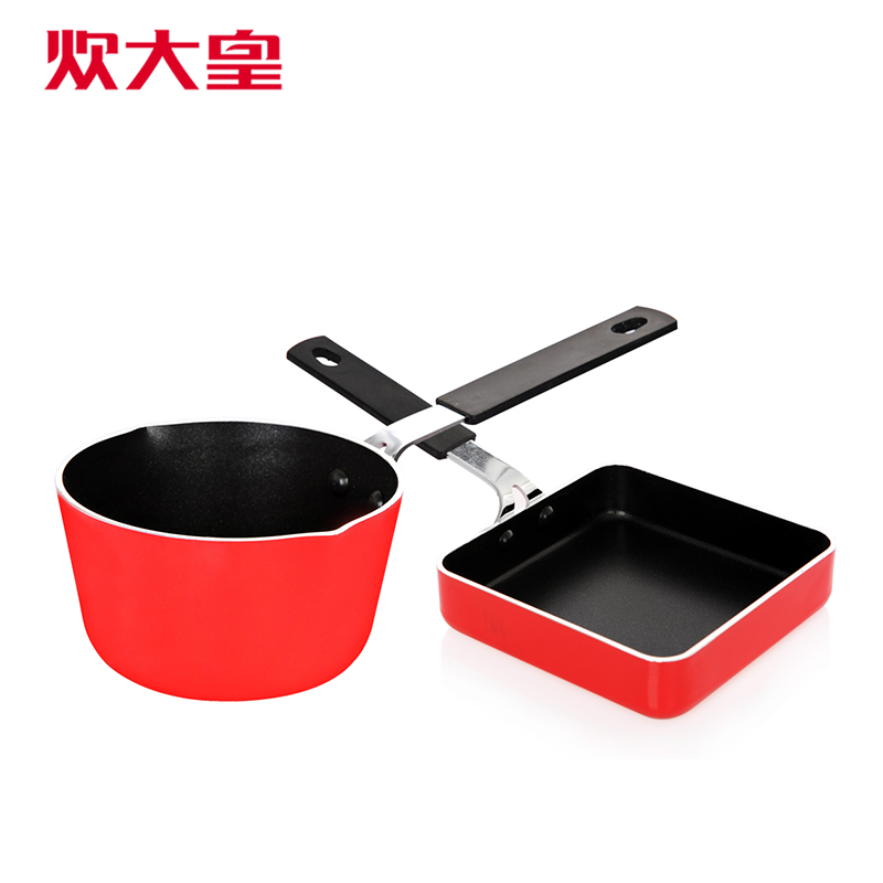 Buy mini cookware 12cm non stick milk pan Best non stick milk pan