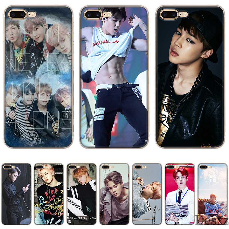 Phone Bags & Cases Have An Inquiring Mind Gerleek Bts Bangtan Boys Jimin Cover Case For Iphone 5 5s Se 6 6s 7 8 Plus X Xs Xr Max Fine Craftsmanship