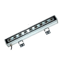 New 0.5M 9W LED Wall Washer Landscape light AC 85V 265V 12V 24V outdoor lights wall linear lamp floodlight 50cm wallwasher