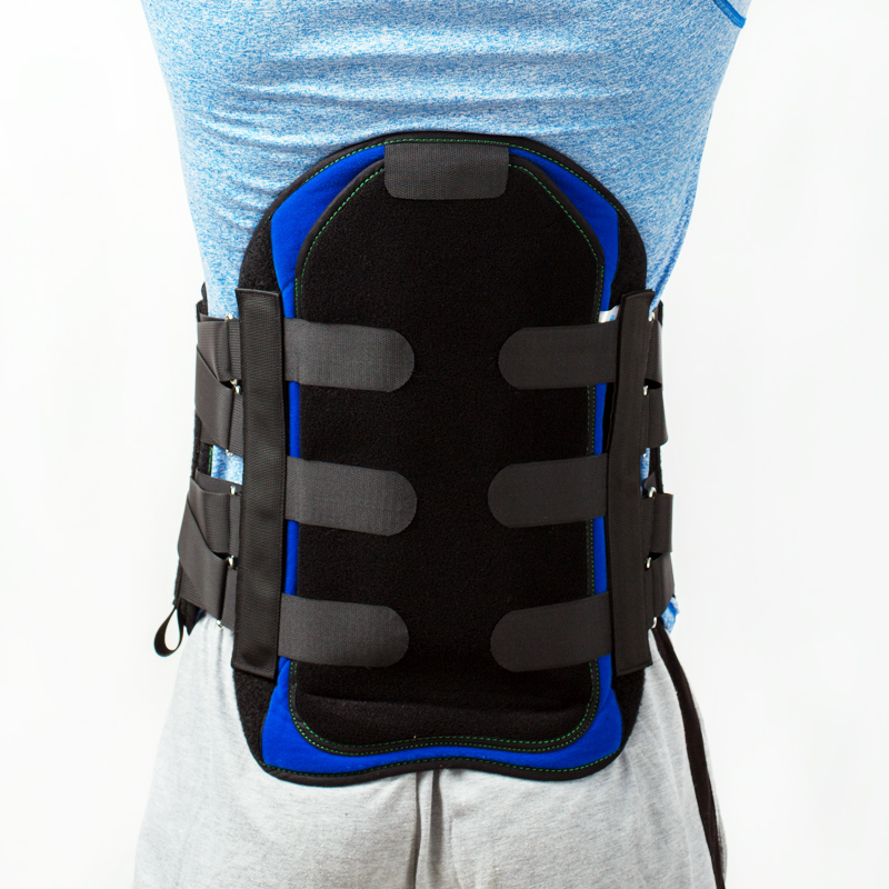 American Style lumbosacral orthosis Lumbar Support Lumbar Belt Lumbar Brace HKJD Back Support Waist Belt Waist Brace summer adjustable thoracolumbar orthosis spine lumbar compression fracture fixation support waist brace universal white color