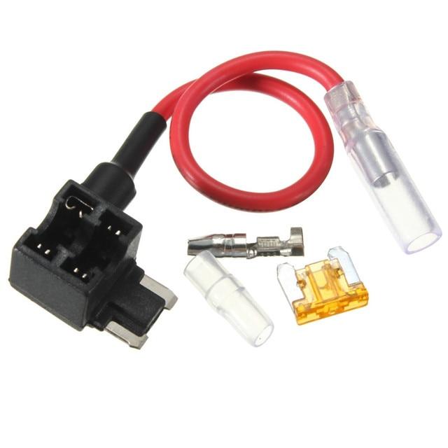 tap accessory fuse box wiring diagram source mini small big 1pc acs j add a circuit piggy back pluggable standard auto fuse tap tap accessory fuse box