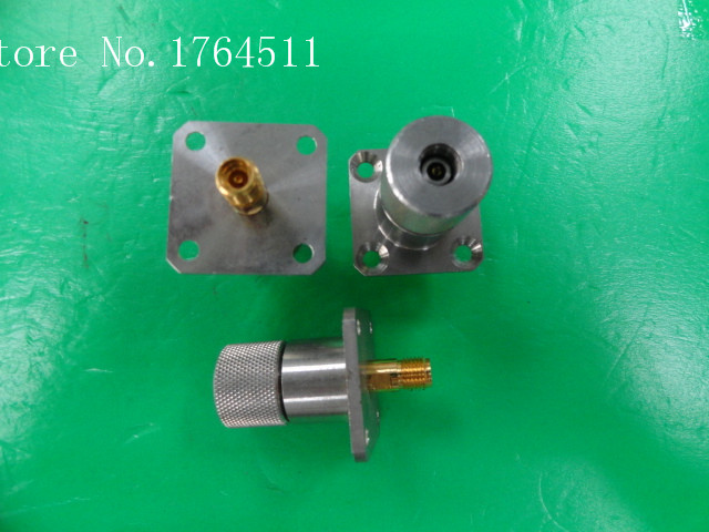 [BELLA] Disassemble The Original Imported DC-40GHZ 2.92mm Female To Male Connector With Compass Extension