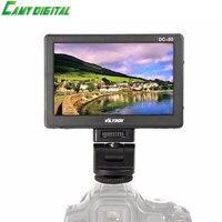 Viltrox DC 50 Viltrox DC 50 Портативный 5 дюйм(ов) Экран 480 P Clip On Цвет ЖК дисплей Мониторы HDMI для Камера Аксессуары для фотостудии
