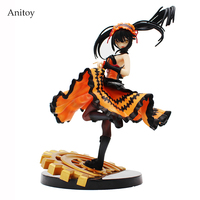 Date A Live Nightmare Tokisaki Kurumi 1/8 Scale PVC Figure Collectible Model Toy with Retail Box 24cm KT4219