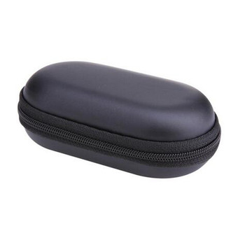 ISKYBOB Mini Zipper Earphone Headphone SD Card Bag Storage Box Key Wallet Key Wallets