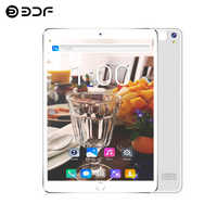 BDF New 10 Inch Android 7.0 Tablets Octa Core 2G RAM 32G ROM Tablet PC WIFI Sim 3G/4G Phone Call LTE Tablets Small Computer 789
