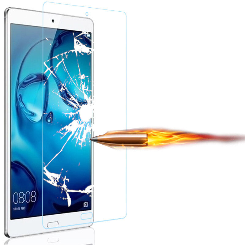 Joystick Tempered Glass For Huawei MediaPad T3 9.6 inch M3 8 /8.4/10inch M5 8.4 /10.8inc ...