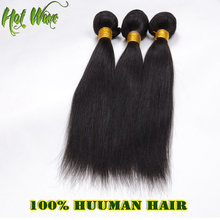 Full lace human hair wigs Brazilian Virgin Hair 3 Bundle Deals Superstar Hot Wave Hair Product X87