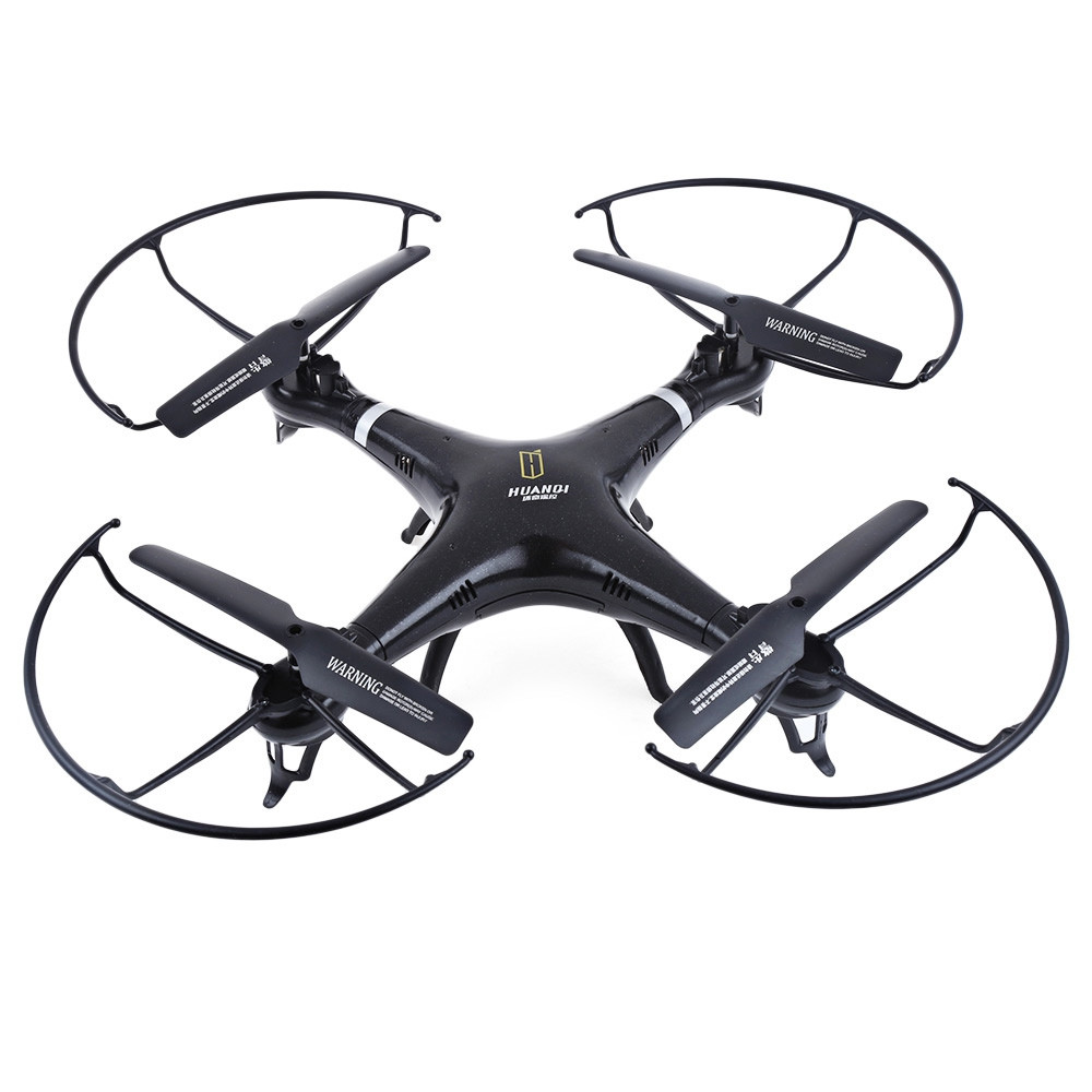 Huanqi RC Drone 2.4G 4CH 6-Axis Gyro Remote Control Quadcopter Auto Return Dron Toy RTF 360 Degree Flips Drones with LED lights new arrival attop a5 2 4g 4ch 6 axis gyro rtf remote control quadcopter 180 360 degree flips aircraft drone toy 2016