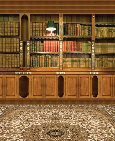 study background cupboard books studio antique floor backdrops cabinet carpet bookshelf bookcase backgrounds children vinyl portrait zoom retro 8x15 8x12