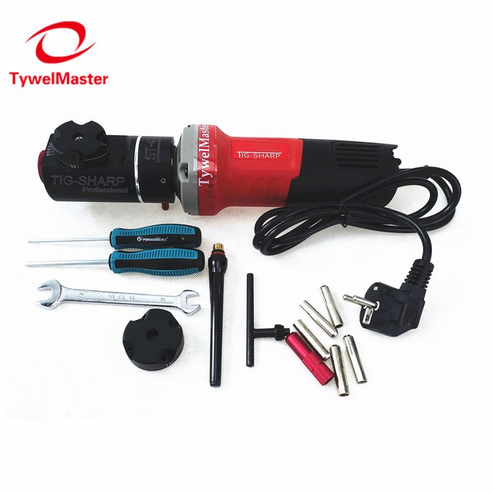 Tungsten Grinder TIG Sharp Welding Rod 1.0-4.0mm 20-60 Degree Shape TIG Welding Electrode Sharpner