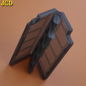 Image 3 - JCD 8 in 1 Portatile Gioco di Carte per Nintend Interruttore NS Gioco di Carte per Interruttore Antiurto Duro Borsette di Stoccaggio box