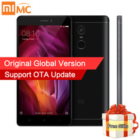 Global Version Xiaomi Redmi Note 4 Mobile Phone 3GB RAM 32GB ROM Snapdragon 625 Octa Core CPU 5.5