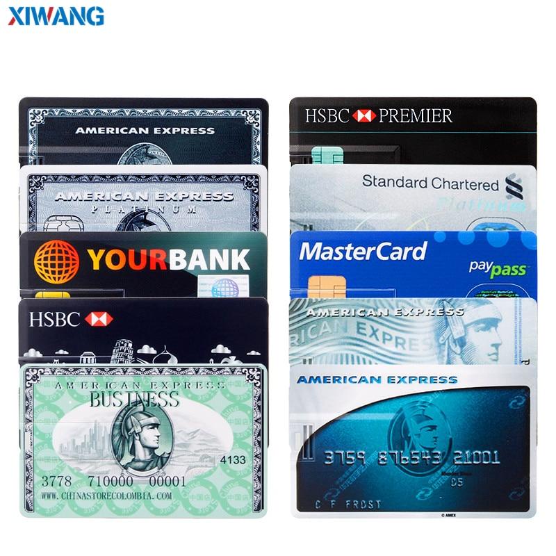 Image 5 - XIWANG Новый USB 2,0 флэш накопитель 64 ГБ 4 ГБ 8 ГБ 16 ГБ 32 ГБ 128 ГБ USB флэш накопитель реальная емкость для кредитных карт Флешка карта памяти-in USB флэш-накопители from Компьютер и офис