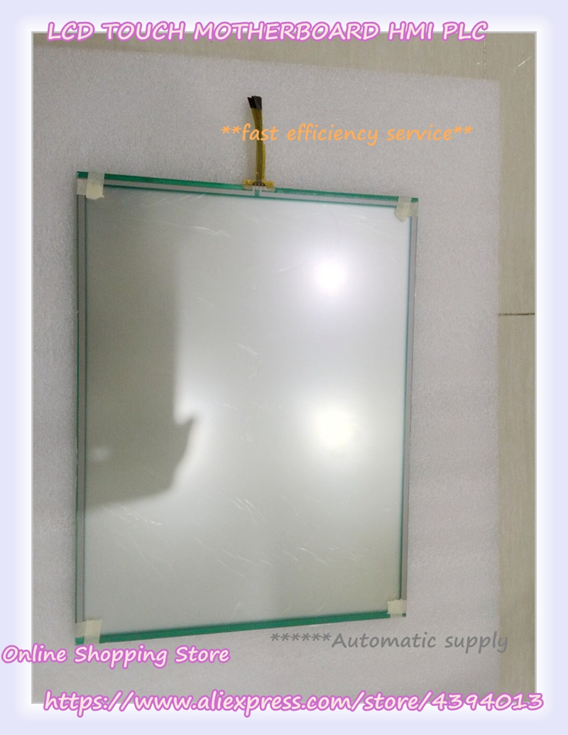 New N010-0554-X167/01 15 inch touch screen touch pad touch glass 5 7 inch 4 wire touch screen glass new