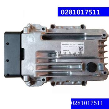 Elektroniczna jednostka sterująca komputer pokładowy ECU 0281017511 dla Bosch Dongfeng Dollyka Changchai tanie i dobre opinie SHACMAN Napęd elementy 2inch 4 cylinder MENTAL