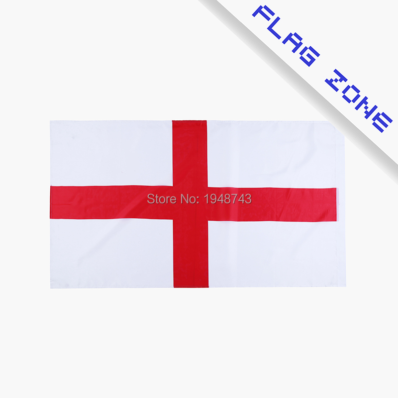 "/""ENGLAND/"" flag 3x5 ft polyester 2016 euro cup"