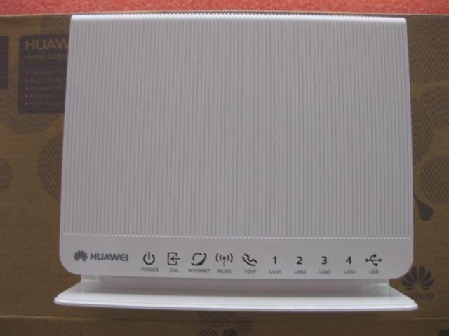 Nouveau modem/routeur ADSL Huawei HG552d débloqué