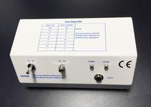 Generador de ozono 12VDC con regulador de oxígeno portátil