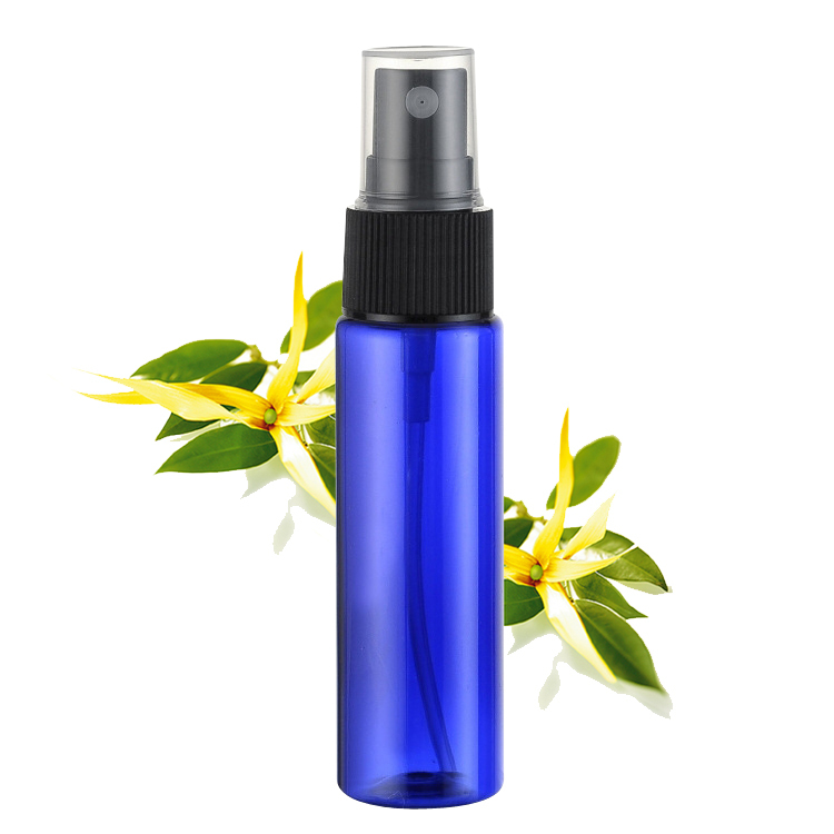 Természetes Ylang Hydrosol virágos víz 30ml fehérítő hidratáló olajvezető arcápolás szépségápoló újratölthető üveghez C16