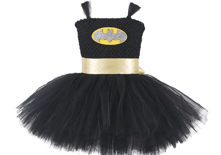 Super Heroine Cosplay Dress