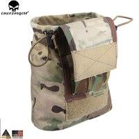 Emersongear gota bolsa despejo bolsa tático molle revista bolsa airsoft paintball caça ferramenta mag bolsa em9041 Bolsas p/ caça     -