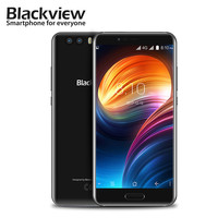 Blackview P6000 6GB 64GB Mobile Phone Face Recognition 6180mAh Super Battery Helio P25 Octa Core Smartphone