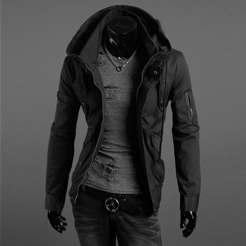 Quality Men's Casual Jackets Zipper Black Camouflage Outerwear Men's Coats Male Bomber Jackets Mens Brand Clothing PLus Size 5XL