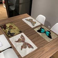 decoración mesa comedor RETRO VINTAGE