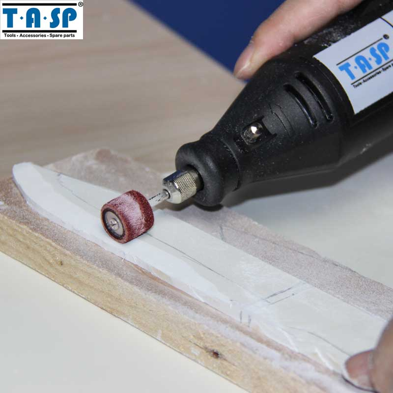 Accessories with TASP Sandpaper