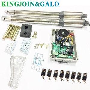Image 4 - 送料無料AC220V電動リニアアクチュエータ 300kgsエンジンモーターシステム自動スイングゲートオープナー
