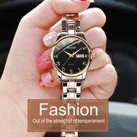 OLEVS женские часы uhr женские часы в деловом и повседневном стиле часы женские часы