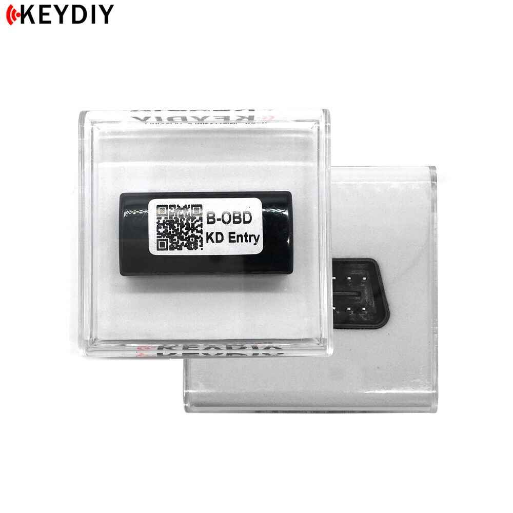 Original KEYDIY KD OBD Entry for Smartphones to Car Remotes Entry No Wire Needed English Version