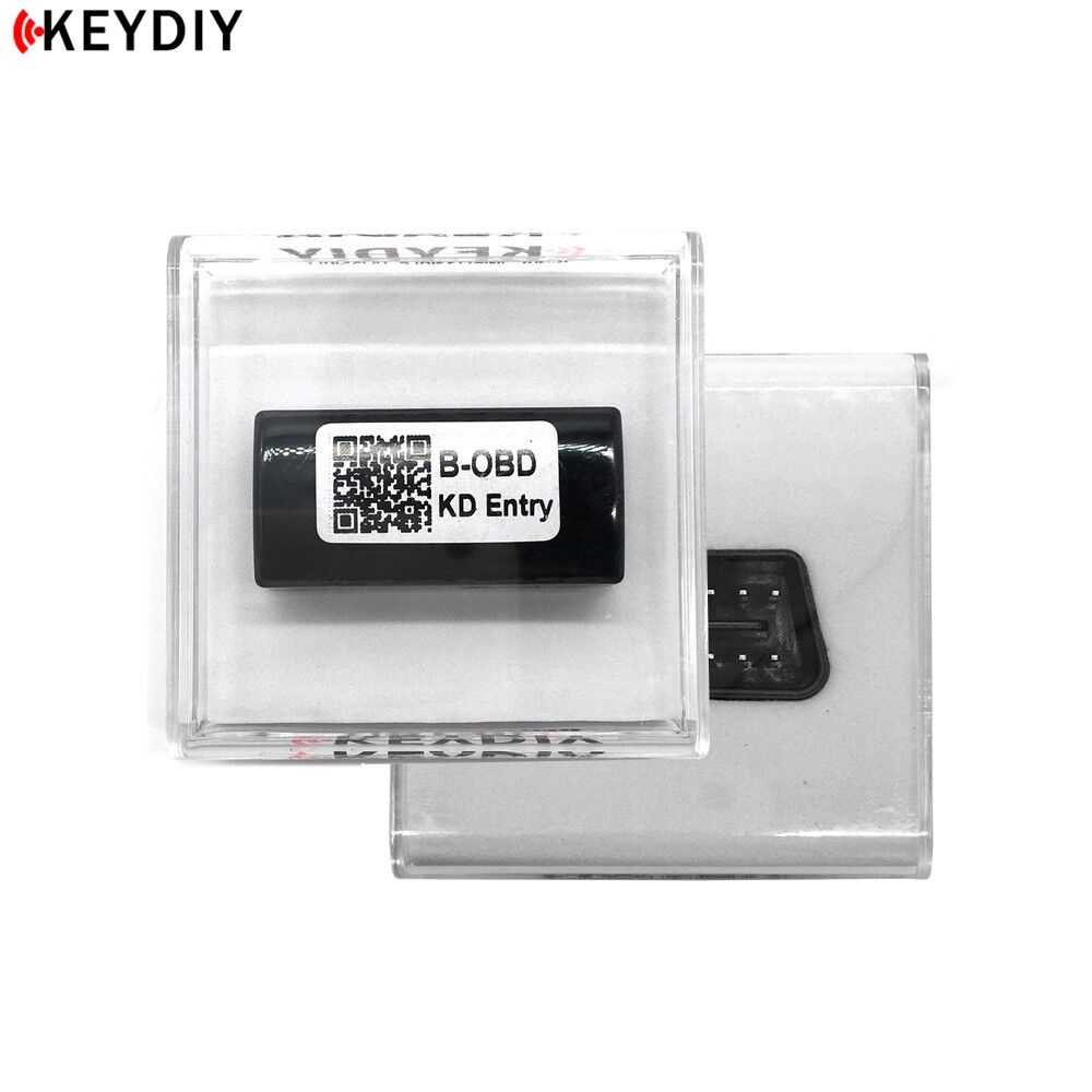 Оригинальный доступ KEYDIY KD OBD для смартфонов, автомобильный пульт дистанционного управления, доступ без проводов, английская версия