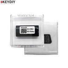 Original KEYDIY KD OBD Entry for Smartphones to Car Remotes Entry No Wire Needed English Version