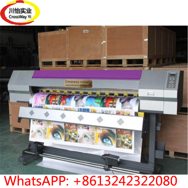 Large Format Sublimation Printer With Warranty DX5 DX7 Head Repairing Service
