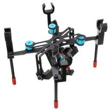 Free Shipping spare parts Gimbal mount Gopro camera PTZ mount for Hubsan H501S Drone Quadrocopter mini FPV